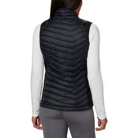 Columbia Powder Pass Vest Women black